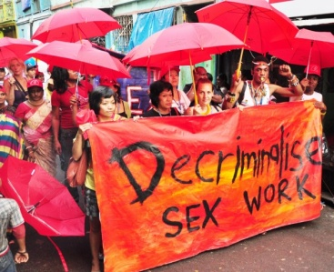 decriminalise sex work