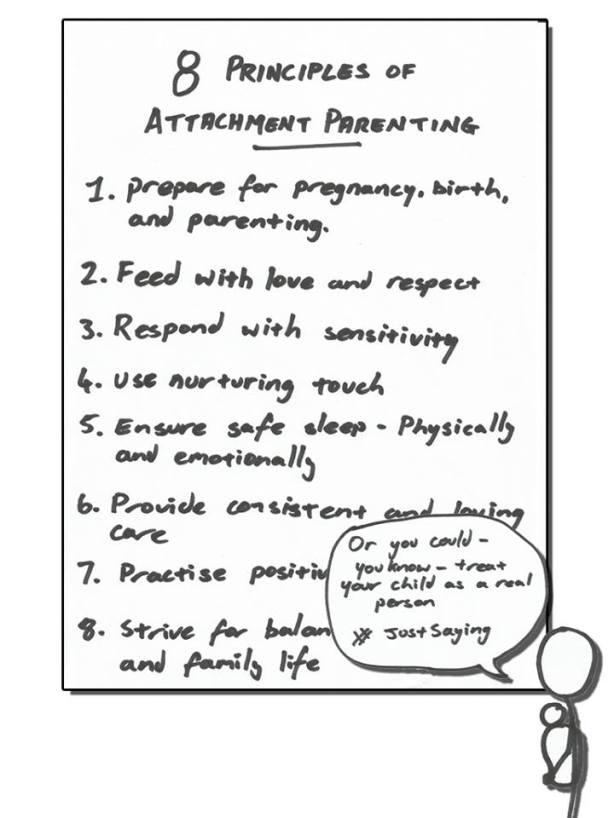luc pic attachment parenting
