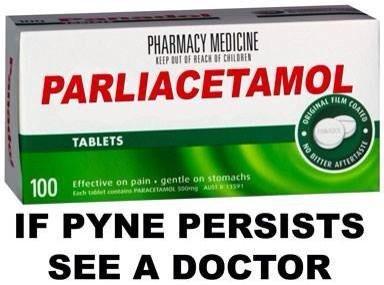 parliacetamol