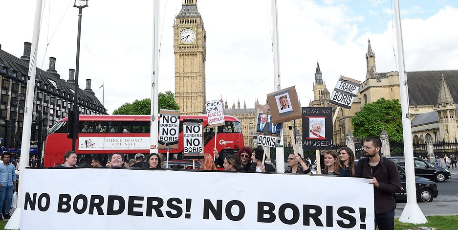 No Borders, No Boris