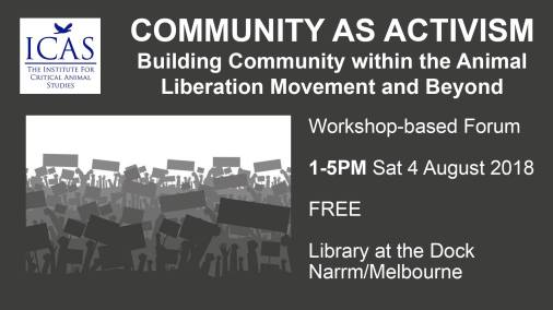 community as activism pic