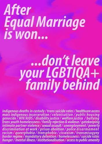 Post SSM poster by Nick Carson