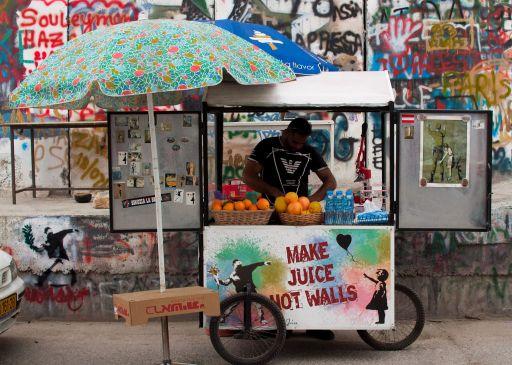 Make Juice Not Walls.
